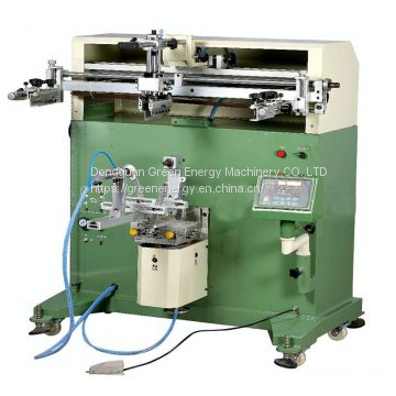 Curve &Flat Screen Printing Machine for Round Bottle