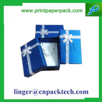 Customized Rigid Jewelry Necklace Pen Gift Box