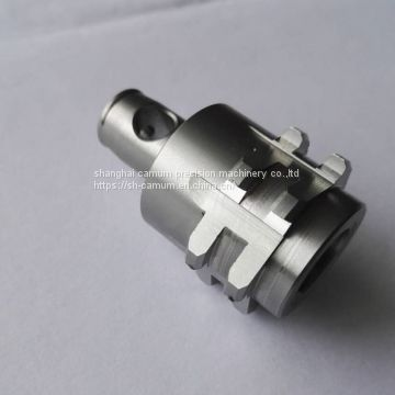 Stainless Steel Precision CNC Machining Part Manufacturers for Railway Application