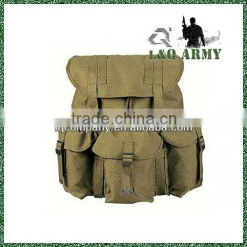 Korea Military Style Canvas Mini Alice army backpack