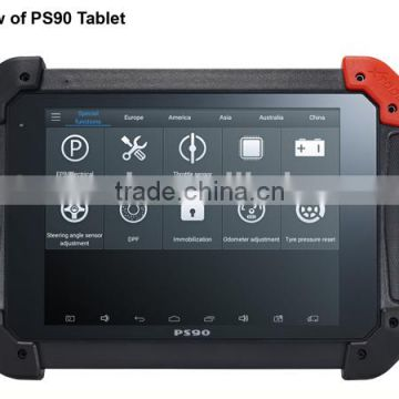 Original XTOOL PS90 Android Tablet Car Diagnostic Scanner