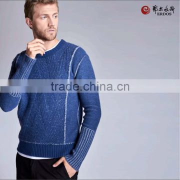 d0313960c2 Erdos men sweater 2017 men woolen sweater design of Cashmere Sweaters from  China Suppliers - 138669961