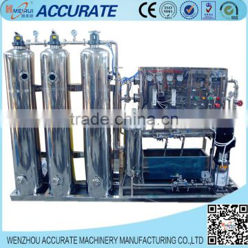 Effective Machinery And Equipment For Mineral Water Plant(SUS 304)
