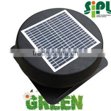 Solar vent air circulation fan hot new products roof exhaust fan for 2017 Innovative Design Patented solar attic exhaust fan