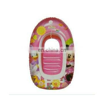 Inflatable Baby Swimming pool floating Boat