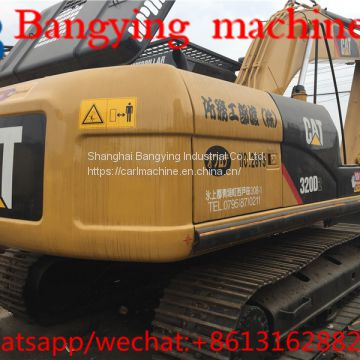 CAT 320D crawler excavator   cat 320d 320d2 320dl