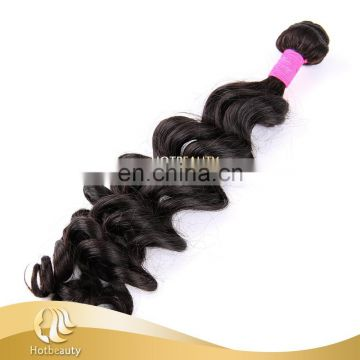 Ample Supply and Fast Delivery Human Hair, Raw Natural Wave Brazilian Human Hair Weaves