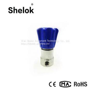 China manufacture pressure regulation valve for gas