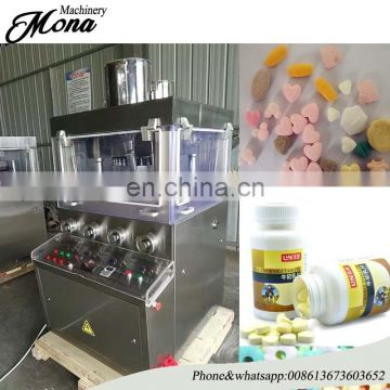 Low price Camphor tablet press machine with good feedback