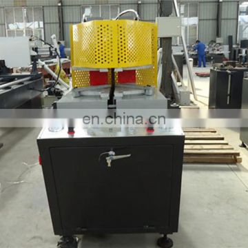 New type four head welding windows equipments for plastic profile