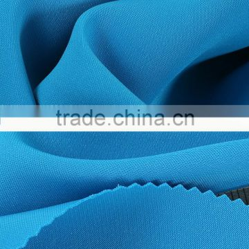 2015 Summer super soft and comfortable dyed spandex polyester tube fabric for digital print
