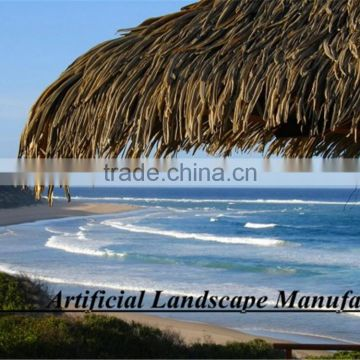 factory price synthetic thatch roof ,bali thatch roof for decoration