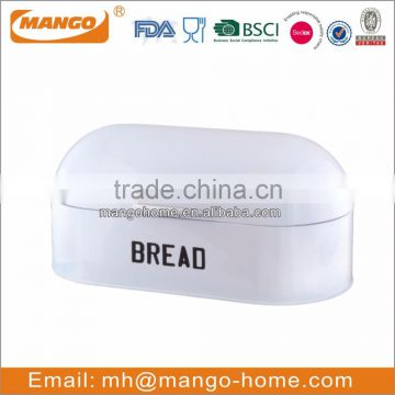 LFGB Stainless Steel Bread Box