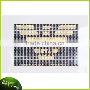 colorful shining nailhead laser cut printing Hotfix Motif designs