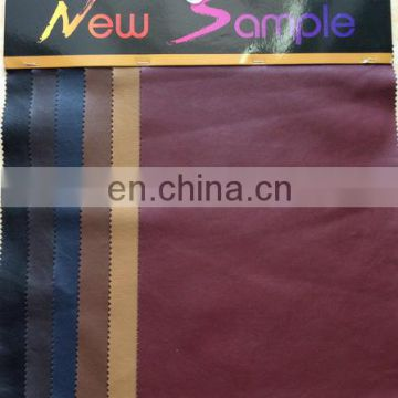 PU Fabric Fax Leather Fabric Thiness 0.8mm FE073E