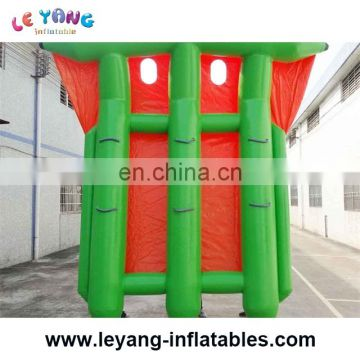Inflatable water Manta Ray boat for water games