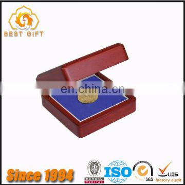 Top Supplier Guangdong Manufacturer MDF Wooden Packing Box for Coins