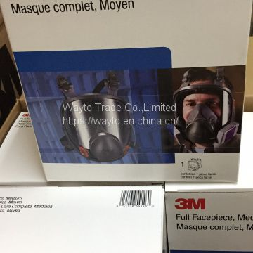 3M 6800 Full Facepiece Reusable Respirator of safety products from