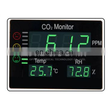 EA036 wall-mounted CO2 concentration temperature humidity monitor IAQ indoor air quality