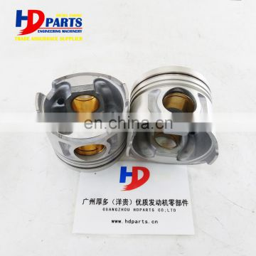 Excavator Diesel J08CT Engine Parts S130A-E0080 Forged Piston
