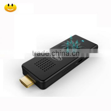 Mc02 Win10 World First Cherry Trail Ultra-mini PC -Computer Stick with Battery with Smart Quiet Fan
