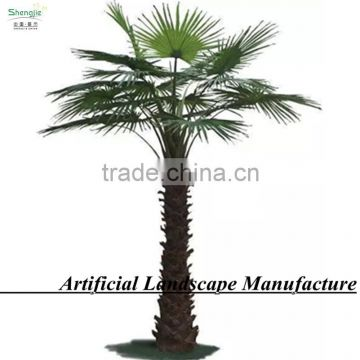 top sale indoor and outdoor decorative large fake palm tree
