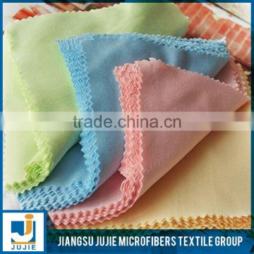 Hot selling good quality microfiber lens cloth