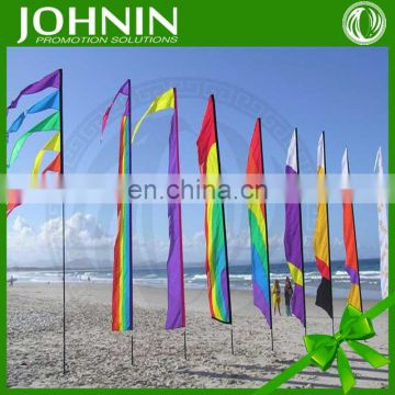 wholesale cheap advertising printing custom colorful flags