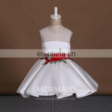 2 years baby flower girl children wedding dress