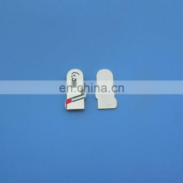 promotional high quality color plated optional lapel pin badge for UAE year of Zayed