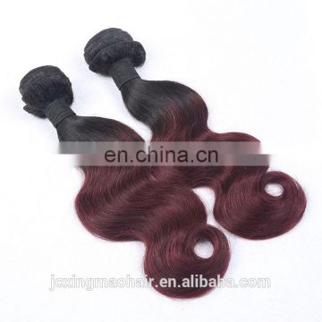 20 inch Classic 5A Brazilian Ombre Body Wave Human Hair Extensions