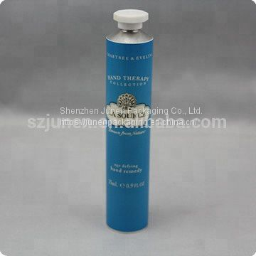 Aluminum Eye Cream Cosmetic Packaging Tube
