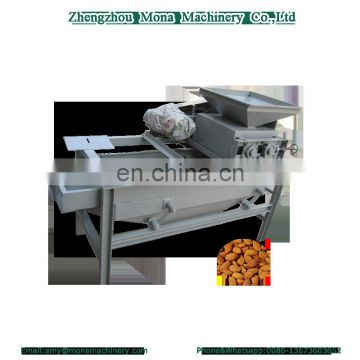 Cost of Almond breaking machine/ Almond Shell and kernel separator equipment for sale