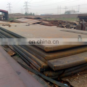 High Quality Low price hot rolled 12mm thick structural steel plate Fe360(A.B.C.D)