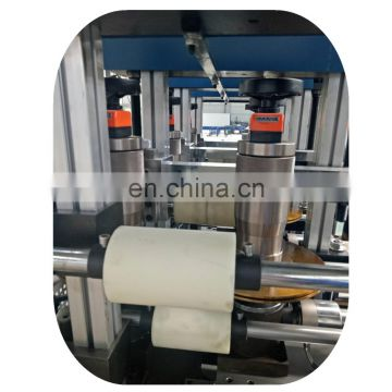 thermal break application production line_rolling machine for aluminium profile