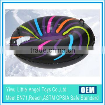 pvc inflatable towable snow tube