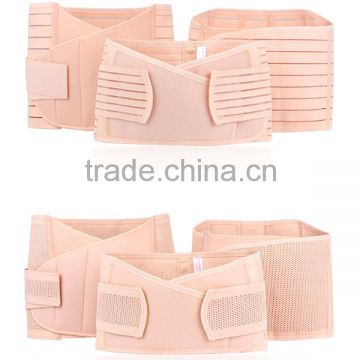 China Youjie high performance adjustable postpartum belly band to prevent belly flagging