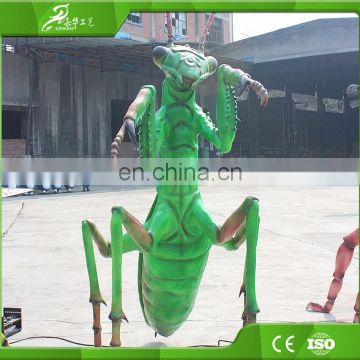 KAWAH Amusement Theme Park Decor Museum Quality Insect Large Mantis