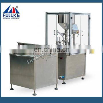 FLK CE Automatic high speed k cup filling and sealing machine