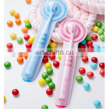 Wholesale Free Shipping 2 PCS Original Xiaomi Dr.Bei Children Soft Toothbrush