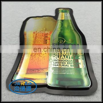 Aluminum Beer Wine Label for Promotion