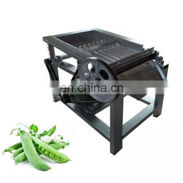 Taizy Automatic green pea peeling machine auto soybean dehuller equipment good price for sale