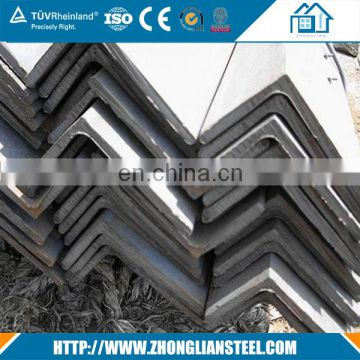 Factory direct sale slotted different angle bar weight with competitive price
