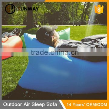 New Design China Manufacturer Inflatable Sleeping Sofa Lazy Air Lounger