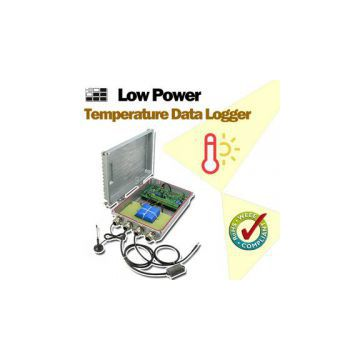 Wireless Low Power Logger