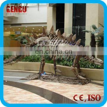dinosaur skeletons model Amusement playground