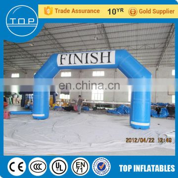 factory price advertisement archway large inflatable tent for kids and adults