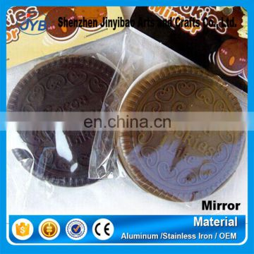 Wholesale cheap small mini hands plastic cosmetic mirror
