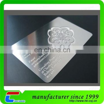 Custom cheap metal business cards china matt black metal card of custom cheap metal business cards china matt black metal card reheart Choice Image