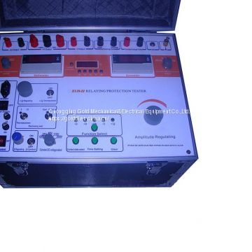 GDJB-III  three Phase Secondary Current Injection Universal Protection Relay Test